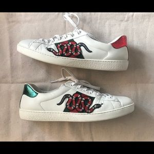 gucci shoes sz 11 it's like 11.5 or 12 men's
